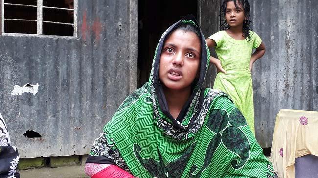 দিনমজুরের ভাঙা ঘরে আশার আলো কাকলী