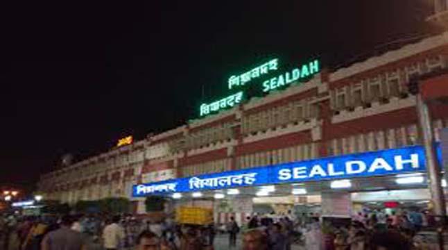 কলকাতায় বোমাতঙ্কে রেল যোগাযোগ বিঘ্নিত