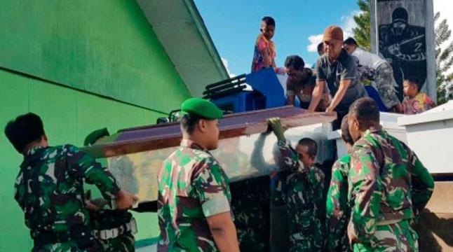 ইন্দোনেশিয়ায় বিদ্রোহীদের গুলিতে ২৪ শ্রমিক নিহত