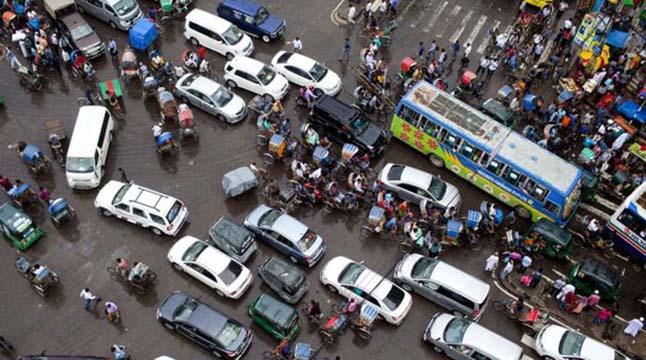 কাল থেকে রাজধানীতে শুরু হচ্ছে ট্রাফিক শৃঙ্খলা কার্যক্রম