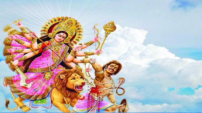 বাঙালি হিন্দুর প্রিয় দেবী দুর্গা