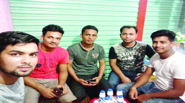 ভিক্টোরিয়া কলেজ ঈদ আড্ডা