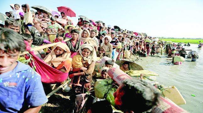 জাতিসংঘের প্রতিবেদনে রোহিঙ্গা শরণার্থী আশ্রয়ে শির্ষে বাংলাদেশ