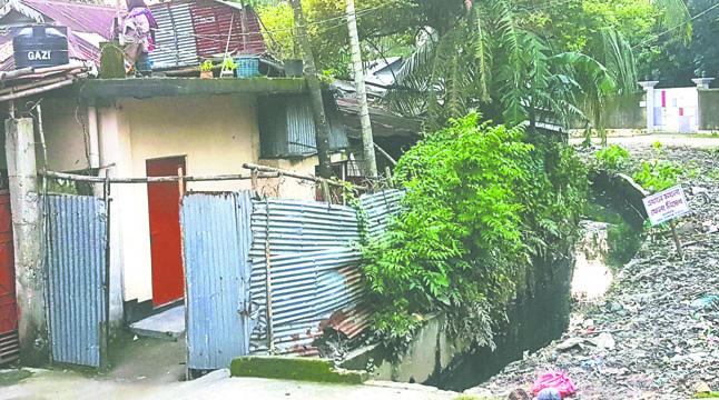 অস্তিত্বহীন সুনামগঞ্জের পাঁচ খাল