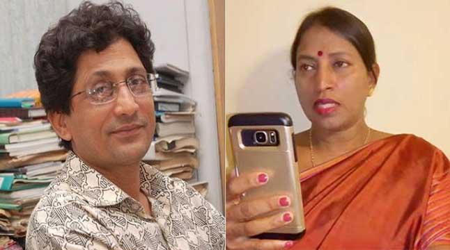 'প্রিয়া সাহা আমার সহ-গবেষক ছিলেন না'