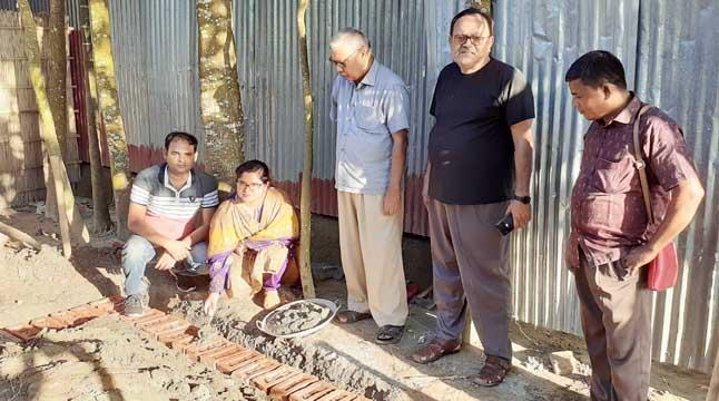 'পাকা ঘর পাবো ভাবিনি বাহে'