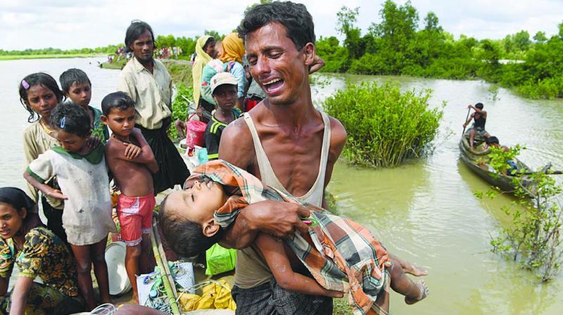 রোহিঙ্গা নির্যাতন, তদন্ত করবে না আর্ন্তজাতিক অপরাধ ট্রাইব্যুনাল