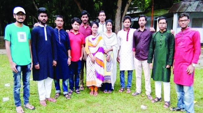 রাবি এগারজন'র চড়ুইভাতি