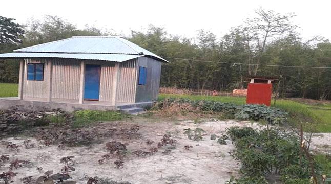 সরকারি ঘর পাবেন প্রতিবন্ধীরা
