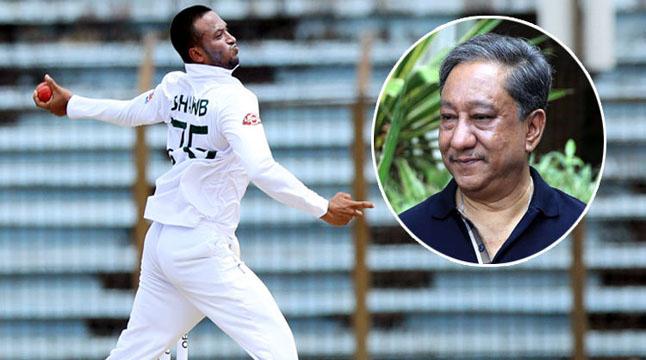 'টেস্ট খেলতে চান না সাকিব'