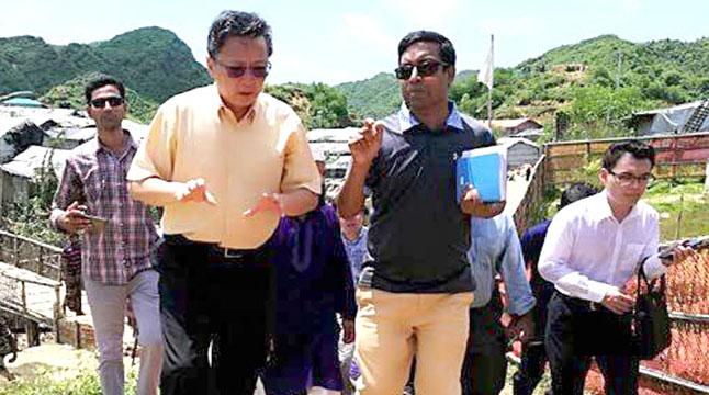 রোহিঙ্গা প্রতিনিধি দল পাঠাতে চায় চীন