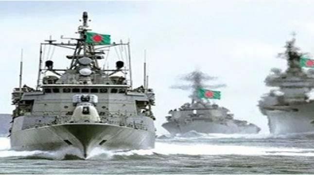 বাংলাদেশ-ভারত নৌবাহিনীর যৌথ টহল আজ
