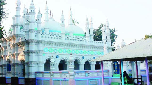 ২০০ বছরের পুরনো জামালপুর মসজিদ