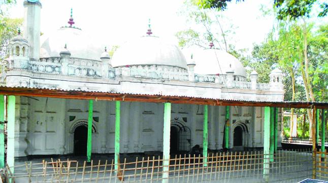 চাঁন্দামারী মসজিদ