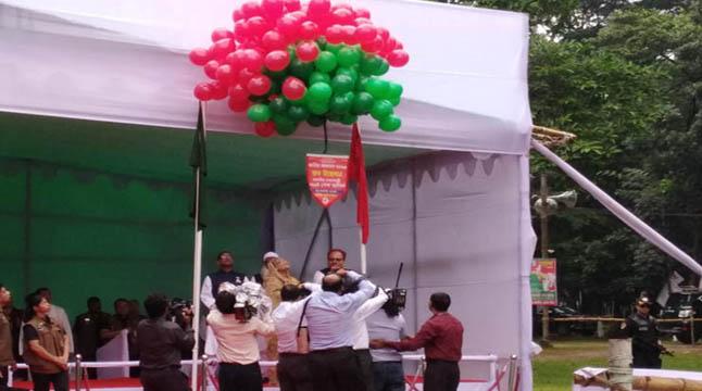 সোহরাওয়ার্দীতে শ্রমিক লীগের সম্মেলন উদ্বোধন করলেন প্রধানমন্ত্রী