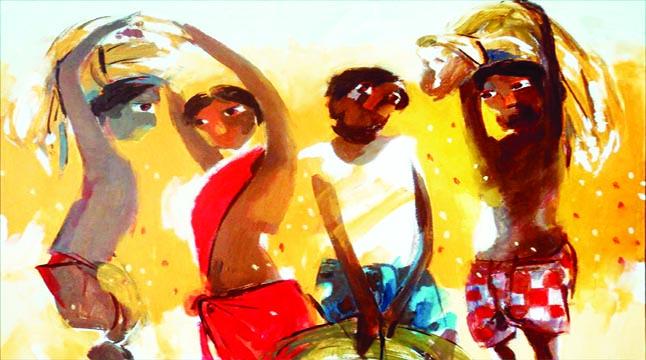 শিশিরে স্নাত হেমন্ত