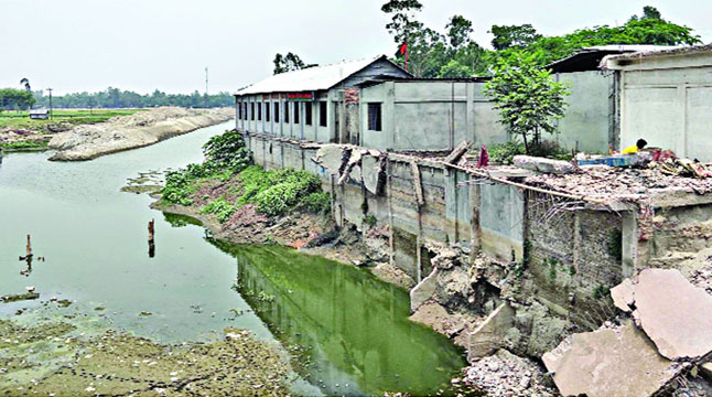 নদী রক্ষার কারিগর