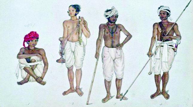 বাঙালি পোশাকের ঐতিহ্য