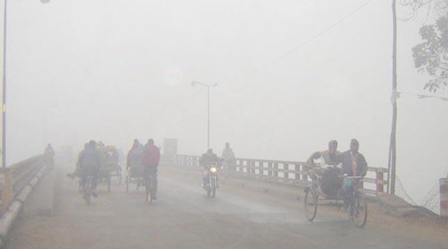 চলতি মৌসুমের সর্বনিম্ন তাপমাত্রা রেকর্ড