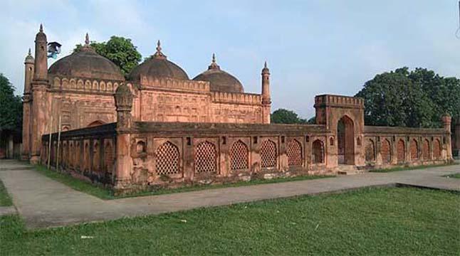 ঐতিহ্যের নিদর্শন চাঁপাইনবাবগঞ্জ
