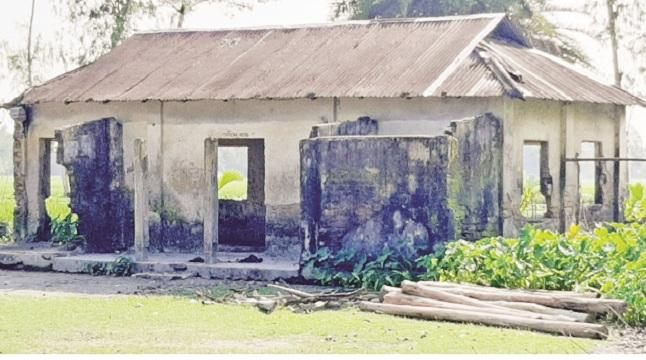বিলুপ্ত ছিটমহলের সালিশ ঘর