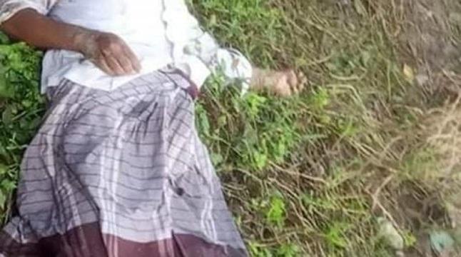 শিবগঞ্জে আওয়ামী লীগ কর্মীকে গলা কেটে হত্যা