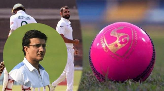 আহমাদাবাদে ভারত-ইংল্যান্ড গোলাপি বলের টেস্ট ম্যাচ হবে: গাঙ্গুলী
