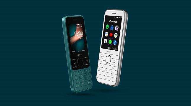 4G সাপোর্টের সাথে লঞ্চ হল Nokia 8000 4G এবং Nokia 6300 4G