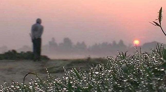 হেমন্তে বৃষ্টি-কুয়াশায় শীতের বার্তা