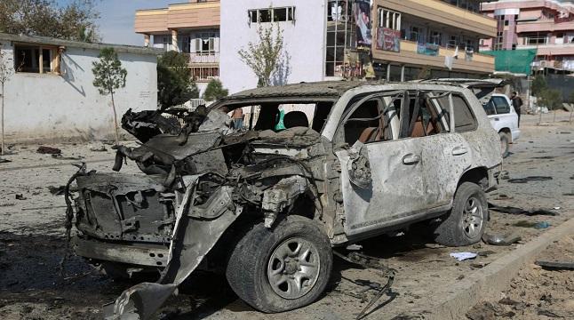 গাড়িবোমায় আফগানিস্তানের ২৬ নিরাপত্তা সদস্য নিহত