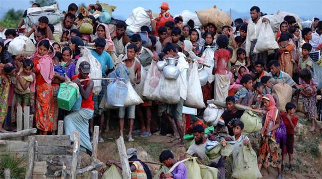 রোহিঙ্গাদের ভাষানচরে স্বেচ্ছায় স্থানান্তরের আহ্বান জাতিসংঘের