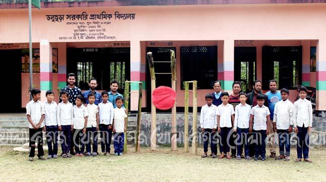 শ্রীমঙ্গলে ১১৭ বিদ্যালয়ে নেই স্থায়ী শহীদ মিনার