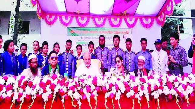রহমত উল্লাহ কলেজক্রীড়া ও সাংস্কৃতিকপ্রতিযোগিতা অনুষ্ঠিত