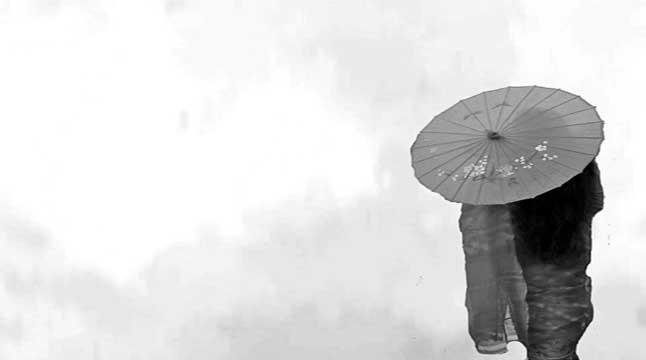 চাঁদনী পসর রাইতে দখিনা হাওয়ায় বৃষ্টিবিলাস