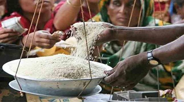 ১০ টাকা কেজি চাল বিক্রির সিদ্ধান্ত