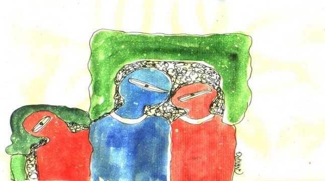 পরা-পরীর ফোনালাপ