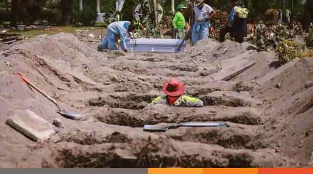 মেক্সিকোতে করোনায় মৃত্যু ৩০ হাজার ছাড়াল