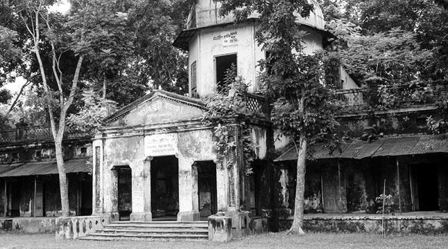 হাওর জঙ্গল মহিষের শিং, এই তিনে ময়মনসিংহ