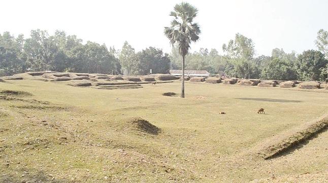 বেহাল নবাবগঞ্জের বৌদ্ধ বিহার
