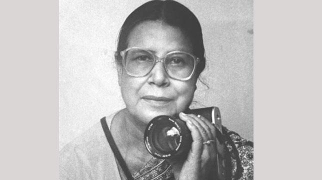 পথিকৃৎ আলোকচিত্রী সাইদা খানম
