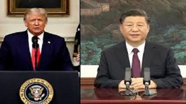 ট্রাম্প জাতিসংঘে 'রাজনৈতিক ভাইরাস ছড়াচ্ছেন': চীন
