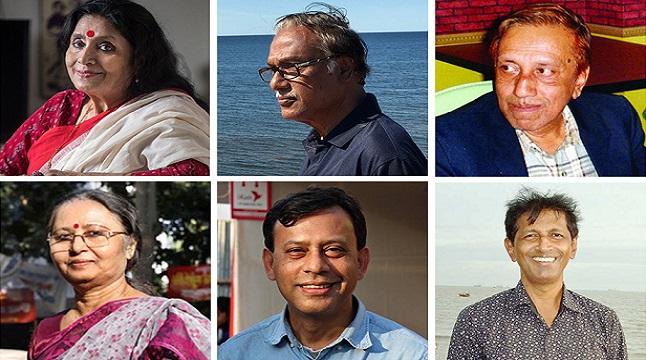 বাংলা একাডেমি সাহিত্য পুরস্কার পেলেন ১০ জন