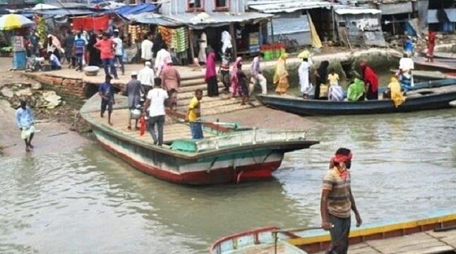 বিষখালী নদীতে বেতাগী-কচুয়া রুটে ফেরি চালু হচ্ছে
