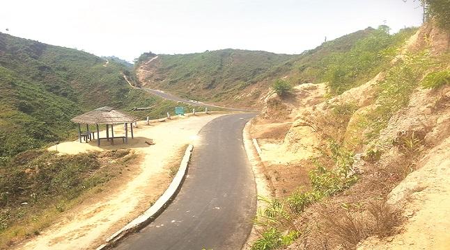 গোয়ালিয়ায় মিনি বান্দরবান