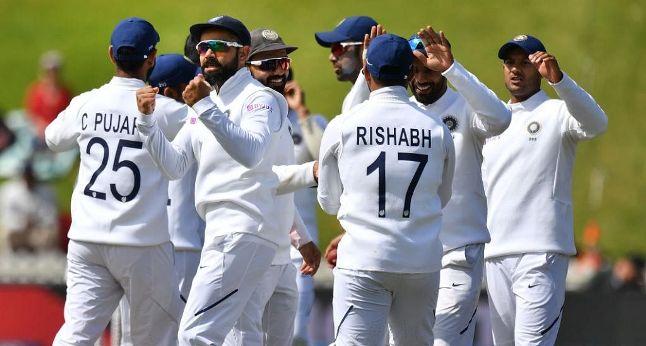 বিশ্ব টেস্ট চ্যাম্পিয়নশিপের ফাইনালে ভারত