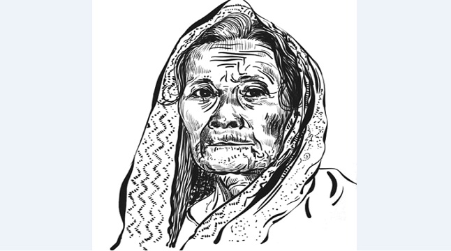 বীরকন্যা কাকন বিবি