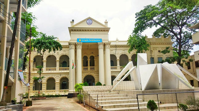তরুণ কলাম লেখক ফোরামে বর্ষসেরা শাখার তালিকায় জগন্নাথ বিশ্ববিদ্যালয়