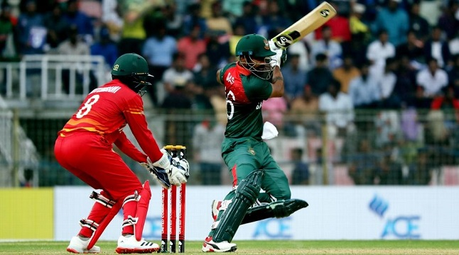 বাংলাদেশ-জিম্বাবুয়ে টি২০ সিরিজের সূচি পরিবর্তন