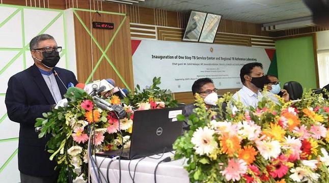 সরকারি সেবায় ৯০ ভাগ যক্ষ্মা রোগীই পুরোপুরি সুস্থ হচ্ছে: স্বাস্থ্যমন্ত্রী