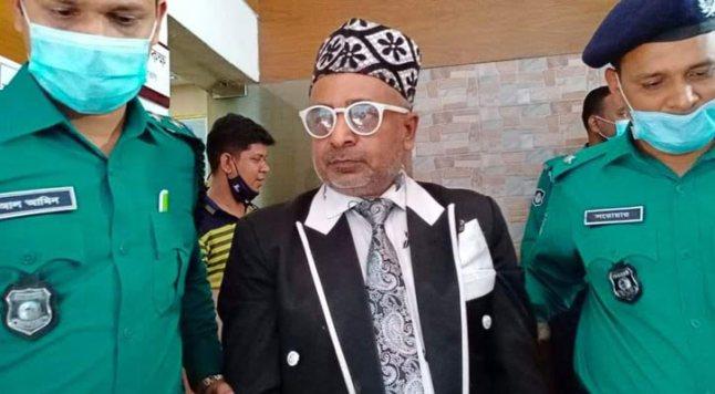 মুজিববর্ষের লোগো দিয়ে প্রতারণা, স্বঘোষিত 'বনবন্ধু' গ্রেপ্তার